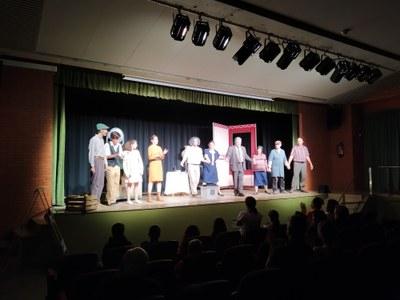 Teatre de Castanyada a Torrelavit