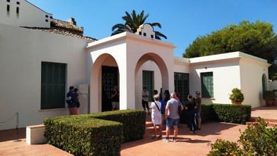 Visita guiada al Museu Pau Casals