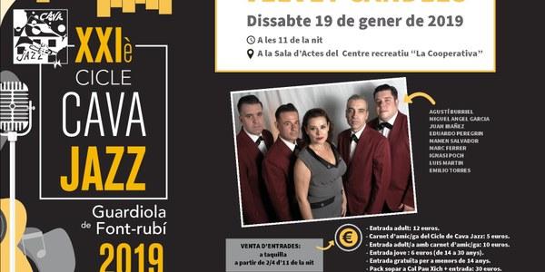 XXI CICLE DE CAVA JAZZ