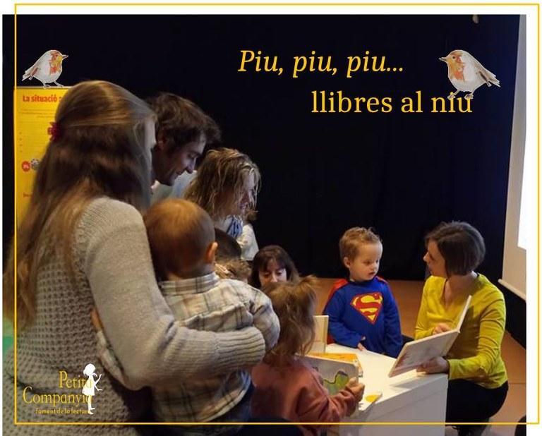Piu piu piu... llibres al nou _ contes amb nadons