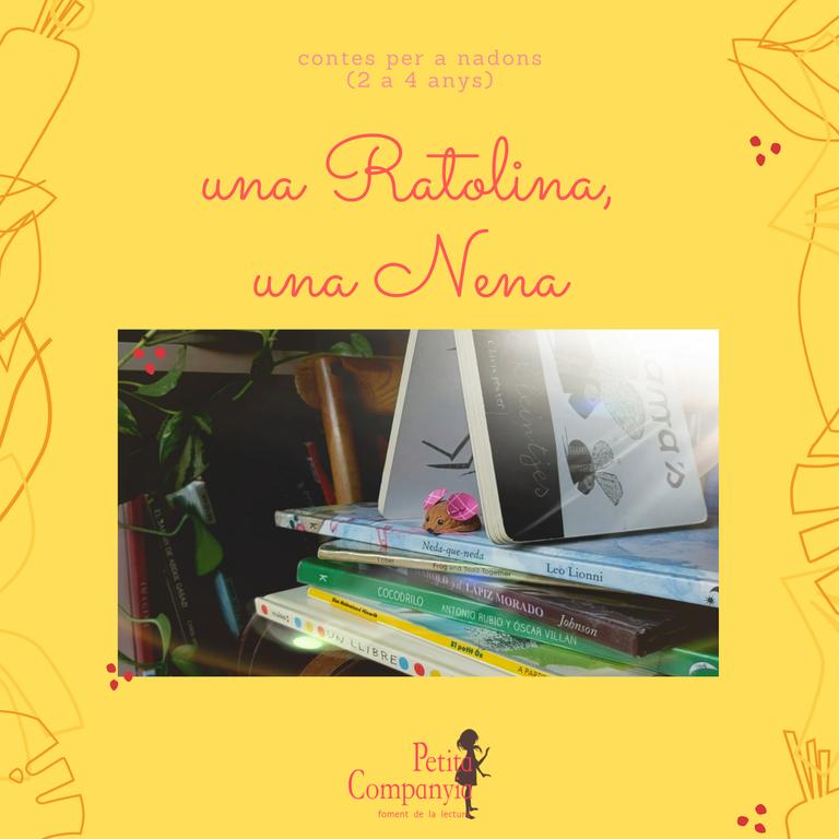 Una Ratolina, una Nena _ contes amb nadons (2 a 4)